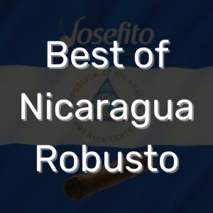 בסט אוף ניקרגואה רובוסטו | Best of Nicaragua Robusto