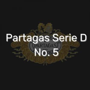 פרטגס סדרה D מספר 5   Partagas Serie D No. 5