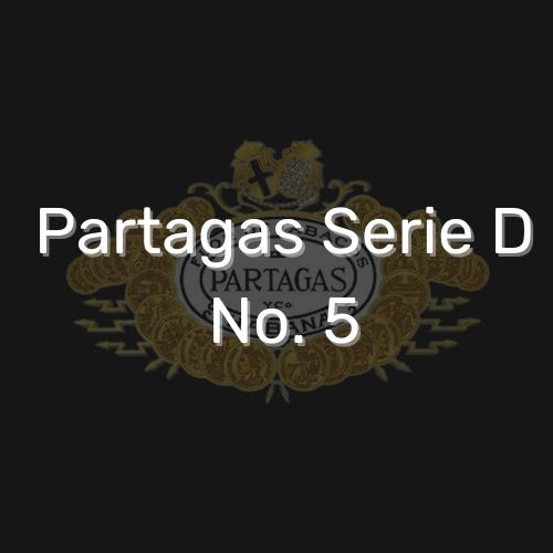 פרטגס סדרה D מספר 5 הינו סיגר קובני משובח מבית פרטגס