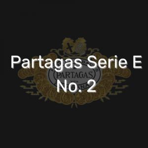 פרטגס סדרה E מס. 2   Partagas Serie E No. 2