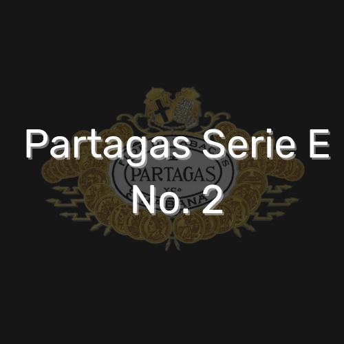 פרטגס סדרה E מס. 2 הוא סיגר קובני איכותי.