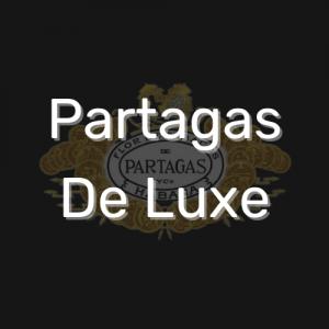 פרטגס דה לוקס   Partagas de Luxe