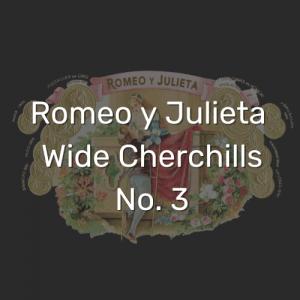 רומיאו וג'וליאט מס. 3   Romeo y Julieta No. 3
