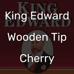 קינג אדוארד טיפ עץ שרי | King Edward Wooden Tip Cherry