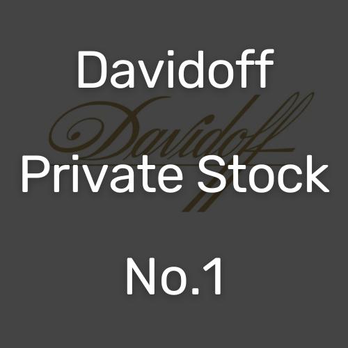 דווידוף פרייבט סטוק מס.1 הינו סיגר מקלוקציה פרטית