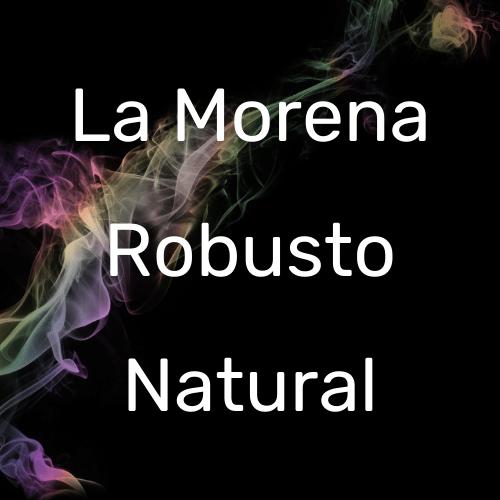 לה מורנה רובוסטו נטורל סיגר מהרפובליקה הדומניקנית