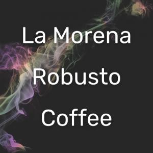 לה מורנה רובוסטו קפה   La Morena Robusto Coffee