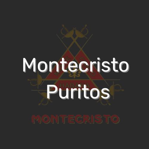 סיגרלות מונטקריסטו פוריטוס | Montecristo Puritos
