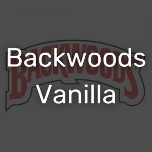 בקוודס ונילה | Backwoods Vanilla