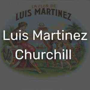 לואיס מרטינז צ'רצ'יל | Luis Martinez Churchill