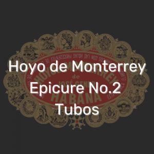 הוג'ו דה מונטריי | Hoyo de Monterrey Epicure No.2 Tubos