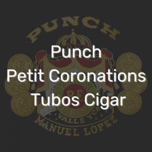 פאנץ' פטיט קורוניישן   Punch Petit Coronations Tubos Cigar