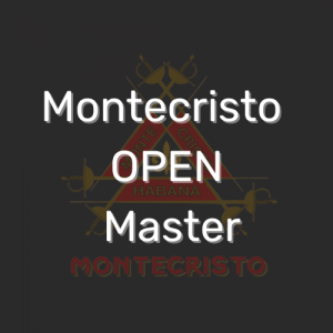 סיגר קובני מונטקריסטו אופן מאסטר   Montecristo OPEN Master