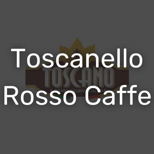 סיגר טוסקנלו רוסו קפה איכותי מאיטלה