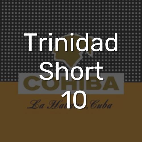 סיגרילוס קובניים מבית טרינידד שורט 10
