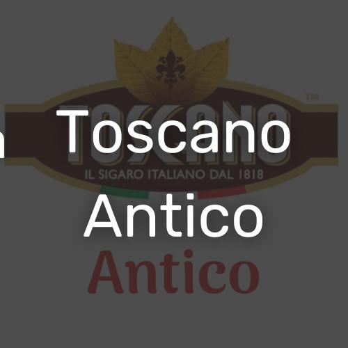 סיגר טוסקנו אנטיקו מיוצר באיטליה בשיטה ייחודית