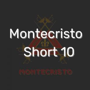 מונטקריסטו שורט 10   Montecristo Short 10